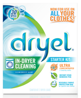 Review and Giveaway: Dryel Starter Kit {GIVEAWAY CLOSED}