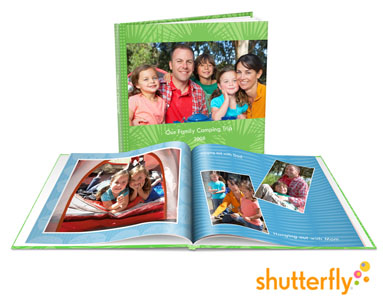 Shutterfly Photo Book Coupon