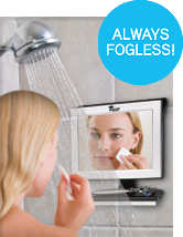 Fogless Mirror