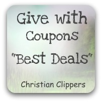 Give with Coupons