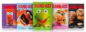Muppet Bandaids