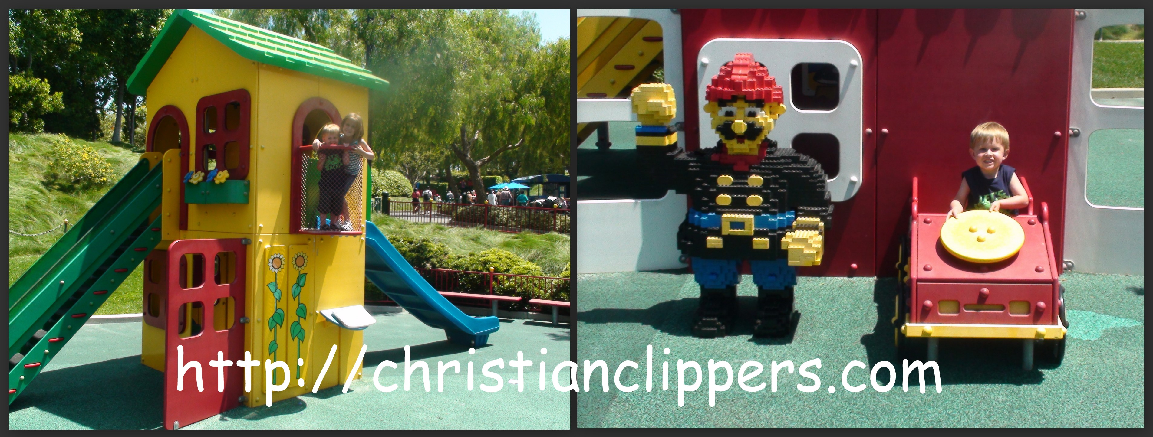 Legoland Duplo Village