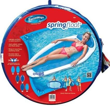 Spring Float