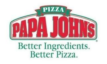 50% off Papa John's Large Pizza!