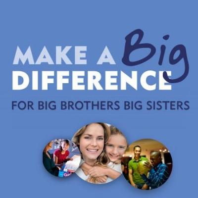 Help Big Brothers and Big Sisters Raise $100,000!