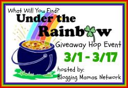 Rainbow Giveaway Hop