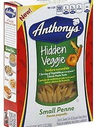 Anthonys Hidden Veggie Pasta