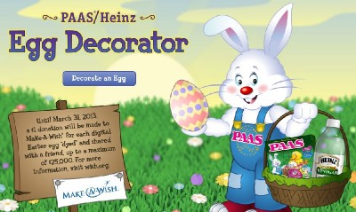 Egg Decorator