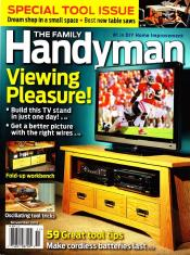 Family Handyman Magazine only $4.99 for a Year Subscription - Today (3/4/13) Only!