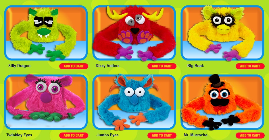 Puppet Monsters
