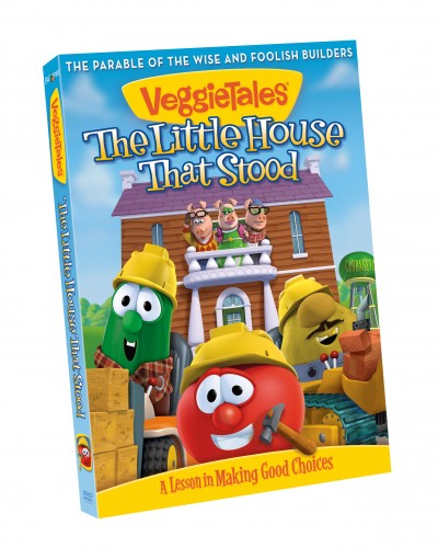 "VeggieTales ""The Little House That Stood"" DVD {Review and Giveaway} {GIVEAWAY CLOSED}"