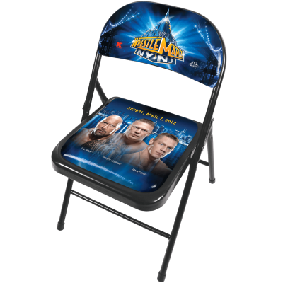 WrestleMania chair