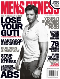 Get Men's Fitness Magazine For $4.99 A Year Today (7/24/13) Only