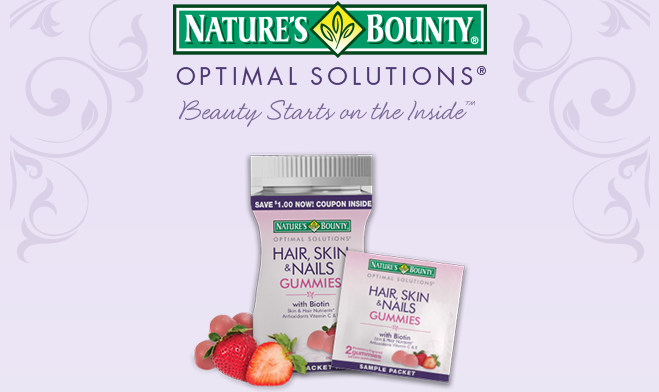 Credit: Nature's Bounty