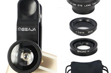 Clip on Camera Lens