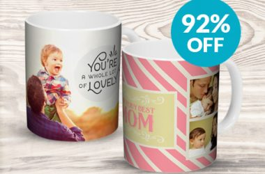 Photo Mug Coupon