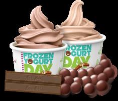Free Frozen Yogurt