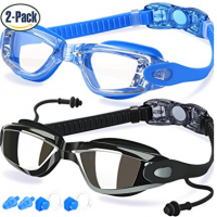 Anti-Fog Swim Goggles