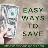 Easy Ways to Save