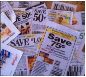 How to use manufacturer coupons