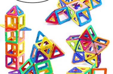 Magnetic Building Blocks